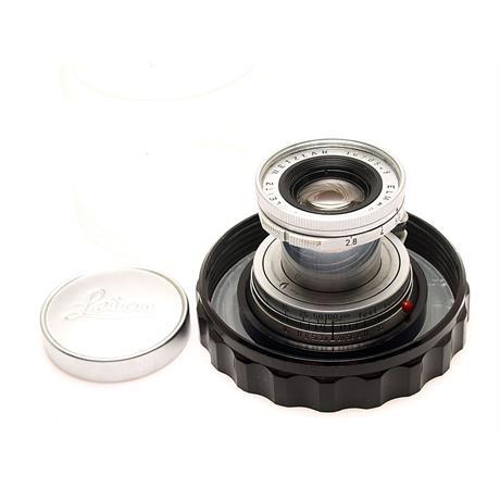 Leica 50mm F2.8 Elmar thumbnail