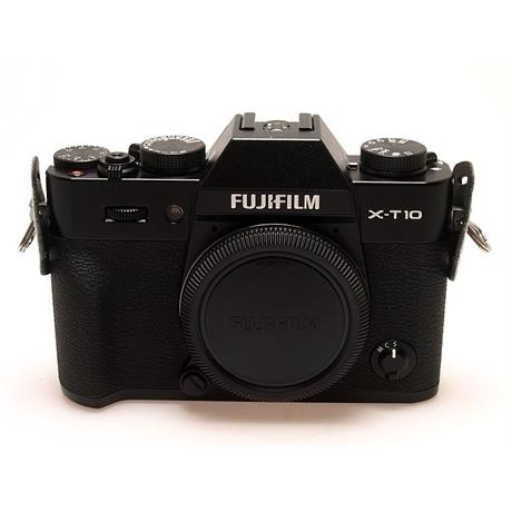 Fujifilm X-T10 Body Only - Black thumbnail
