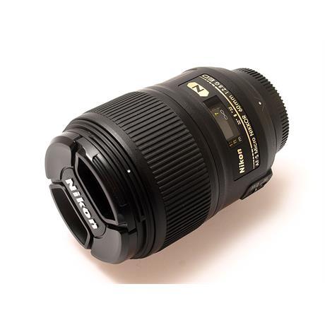 Nikon 60mm F2.8 AFS G ED Micro thumbnail