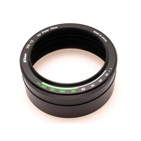 Nikon HN-12 Hood thumbnail
