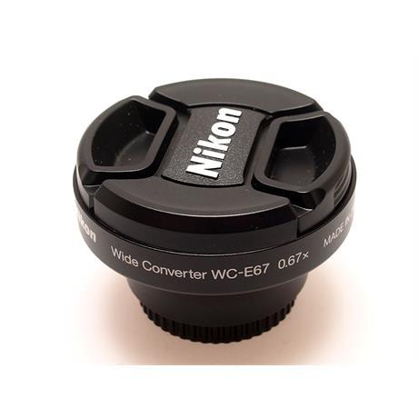 Nikon WC-E67 Wide Converter thumbnail