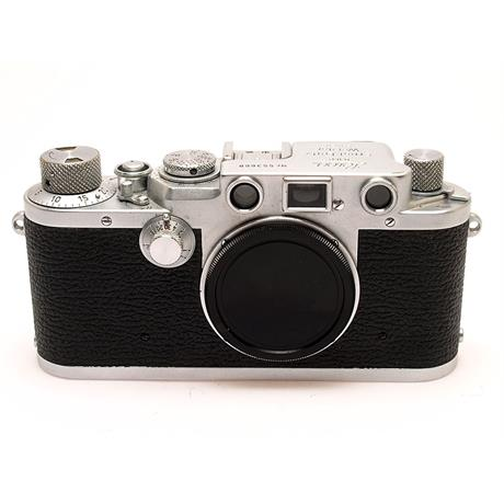 Leica IIIF B/Dial Chrome Body Only thumbnail