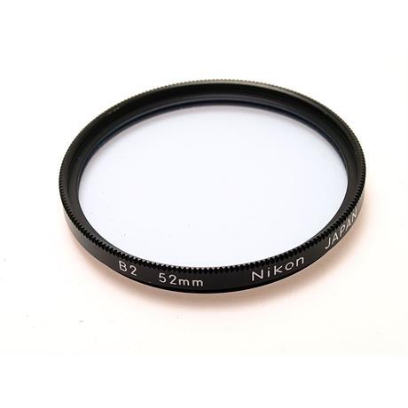 Nikon 52mm Blue B2 thumbnail