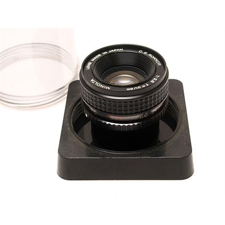Minolta 50mm F2.8 CE Rokkor thumbnail