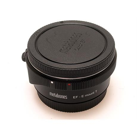 Metabones Canon EF - Sony E Lens Mount Adapter thumbnail
