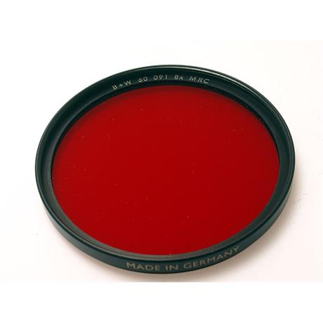 B+W 60mm Dark Red (091M) MRC thumbnail