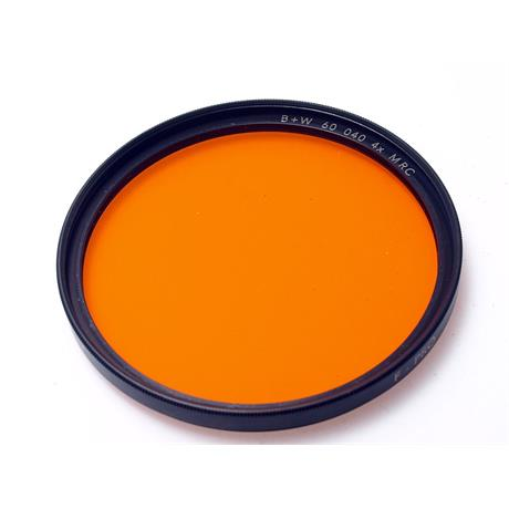 B+W 60mm Orange (040M) MRC thumbnail