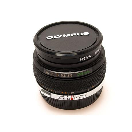 Olympus 28mm F3.5 Zuiko thumbnail