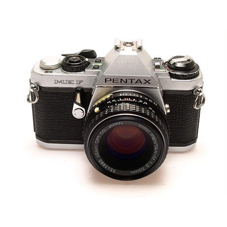 Pentax ME-F + 50mm F2 - Chrome thumbnail