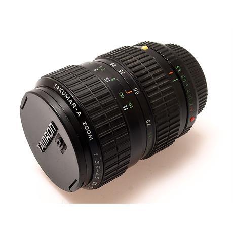Takumar 28-80mm F3.5-4.5 A - Pentax Manual thumbnail