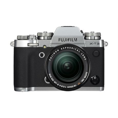 Fujifilm X-T3 + 18-55mm lens - Silver - Double Cashback thumbnail
