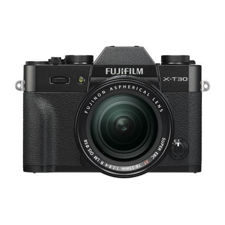 Fujifilm X-T30 + 18-55 XF - Black thumbnail