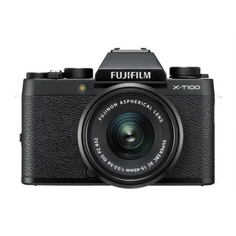 Fujifilm X-T100 + 15-45mm XC - Black thumbnail
