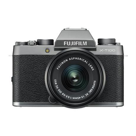 Fujifilm X-T100 + 15-45mm XC - Dark Silver thumbnail