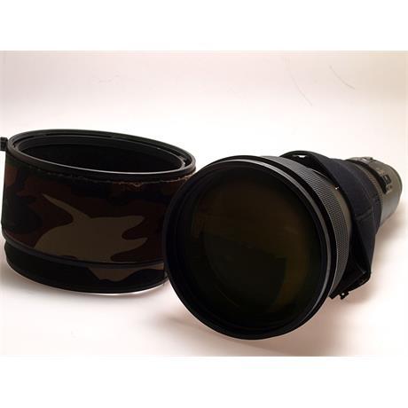 Nikon 600mm F4 AFS D IFED II thumbnail
