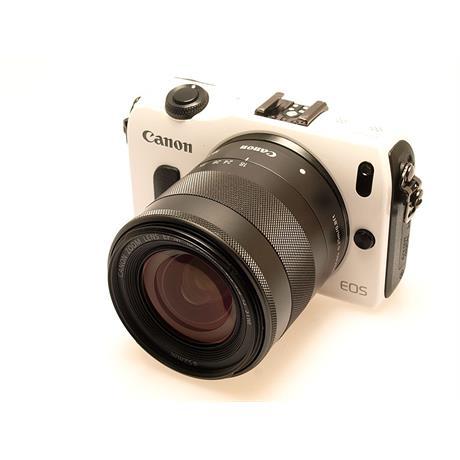 Canon EOS M + 18-55mm thumbnail