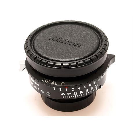 Nikon 105mm F5.6 W thumbnail