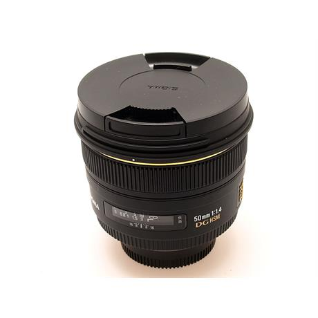 Sigma 50mm F1.4 DG HSM - Nikon AF thumbnail
