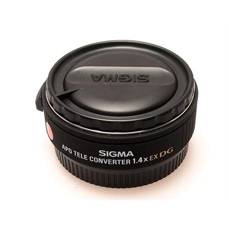 Sigma 1.4x Apo EX DG Converter - Canon EOS thumbnail