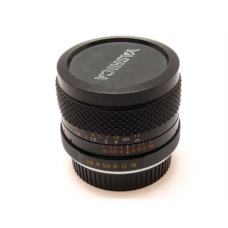 Yashica 28mm F2.8 DSB - Contax SLR thumbnail