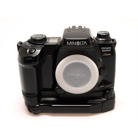Minolta 600Si Body + VC600 Grip thumbnail