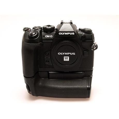 Olympus OM-D E-M1 II Body + HLD9 Grip thumbnail