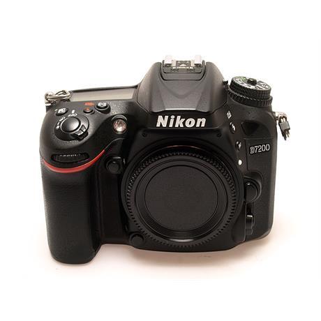 Nikon D7200 Body Only thumbnail