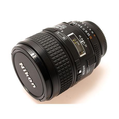 Nikon 60mm F2.8 AF Micro thumbnail