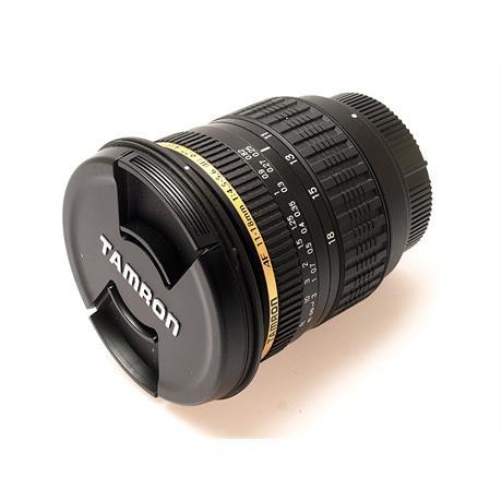 Tamron 11-18mm F4.5-5.6 Di II LD thumbnail