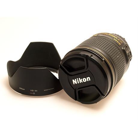 Nikon 28mm F1.8 G AFS thumbnail