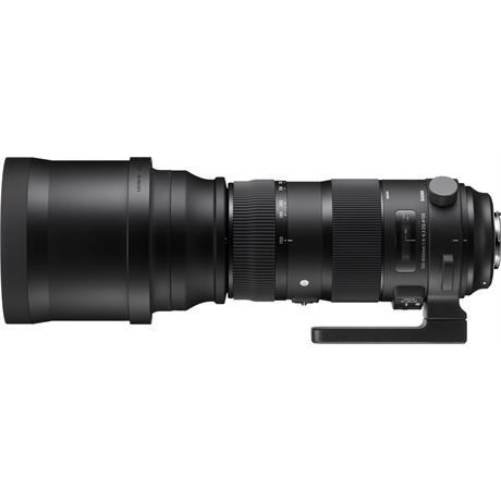 Sigma 150-600mm DG OS HSM Sport + 1.4x TC-1401 - Nikon AF thumbnail
