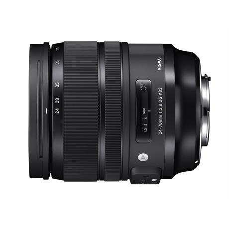 Sigma 24-70mm F2.8 DG OS HSM Art - Nikon AF thumbnail