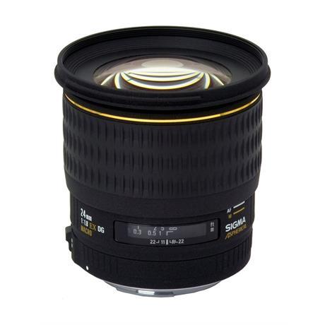 Sigma 24mm F1.8 EX DG - Canon EOS thumbnail