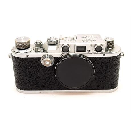 Leica IIIB Chrome Body Only thumbnail