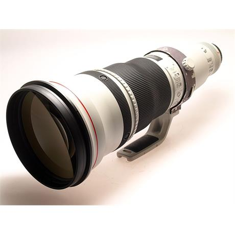 Canon 600mm f4 L IS USM II thumbnail