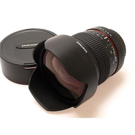 Samyang 10mm F2.8 ED AS NCS CS - Sony AF thumbnail