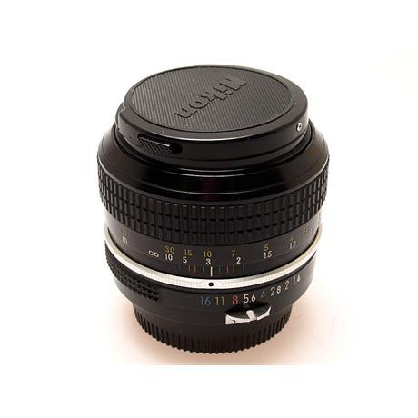 Nikon 50mm F1.4 Non AI thumbnail