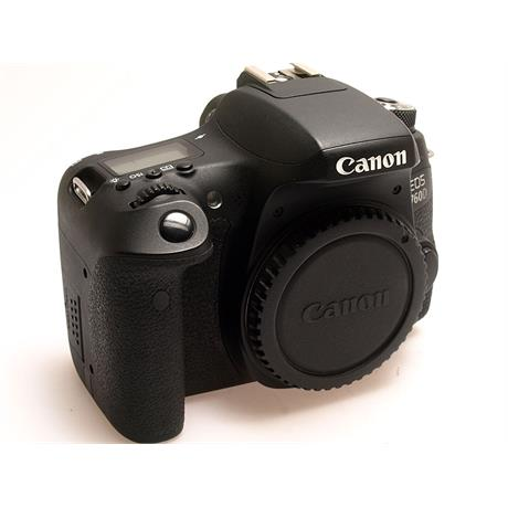 Canon EOS 760D Body Only thumbnail
