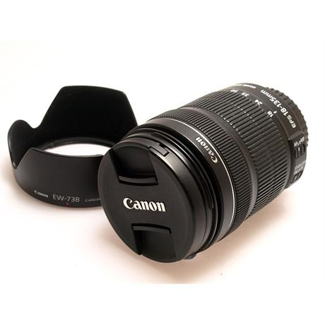 Canon 18-135mm F3.5-5.6 IS USM EF-S thumbnail
