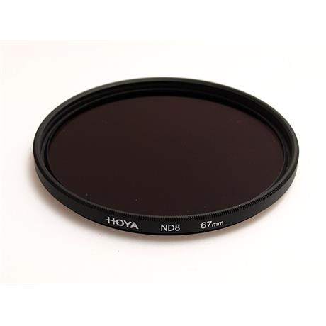 Hoya 67mm Neutral Density ND8x thumbnail