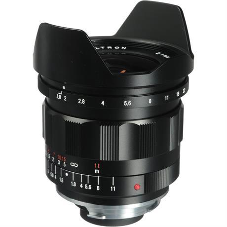 Voigtlander 21mm F1.8 VM Ultron thumbnail