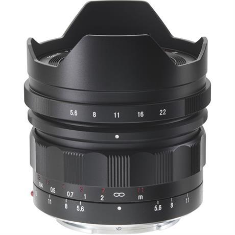 Voigtlander 12mm F5.6 Ultra Wide Heliar III Asph - Sony E thumbnail