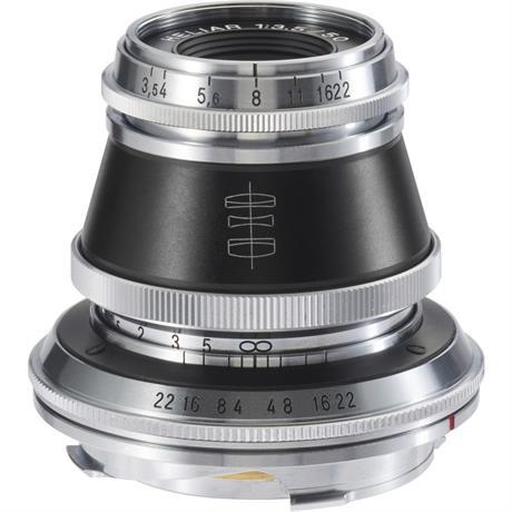 Voigtlander 50mm F3.5 VM Heliar thumbnail