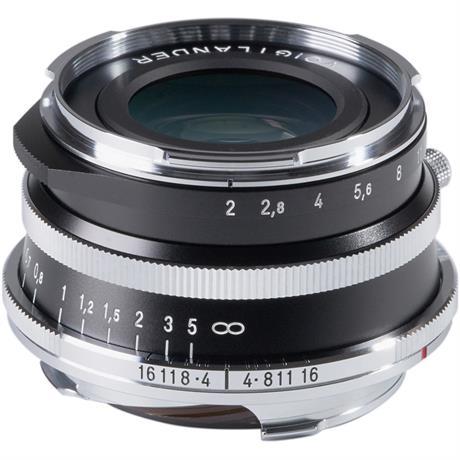 Voigtlander 35mm F2 VM Asph Ultron - Silver thumbnail
