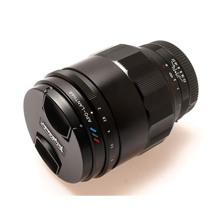 Voigtlander 65mm F2 E-Mount Macro Apo - Sony E thumbnail