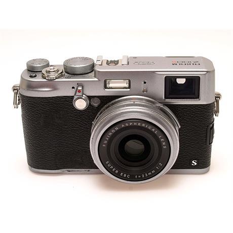 Fujifilm Finepix X100s - Silver thumbnail