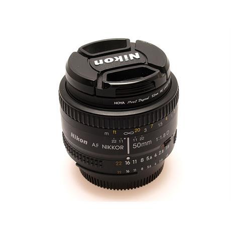 Nikon 50mm F1.8 AFD thumbnail