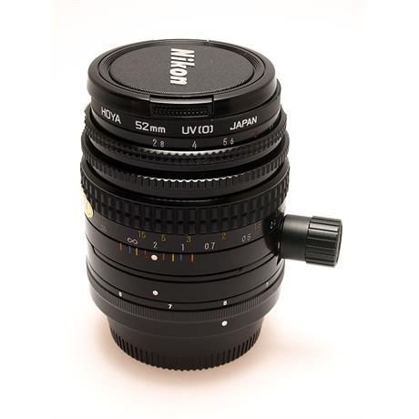 Nikon 35mm F2.8 PC Shift thumbnail