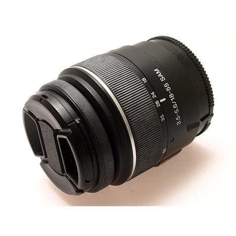 Sony 18-55mm F3.5-5.6 SAM thumbnail
