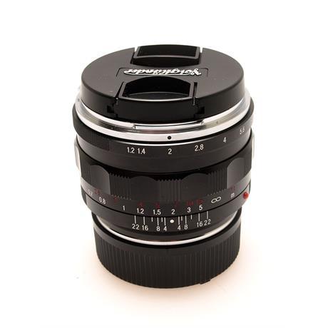 Voigtlander 40mm F1.2 VM Nokton Asph thumbnail